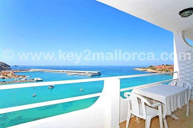 Купить квартиру на майорке с видом на море недорого